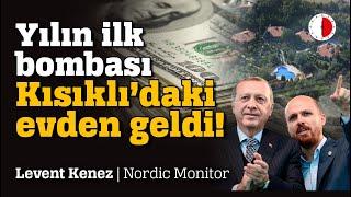 YILIN İLK BOMBASI KISIKLI'DAKİ EVDEN GELDİ! #Erdoğan #BilalErdoğan #sıfırlama #sıfırlamatapesi