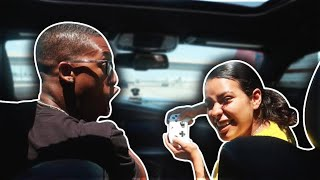 Controlling Boyfriend Life While DRIVING!! **MUST WATCH**