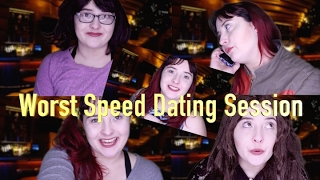 Worst Speed Dating Session || ASMR Role Play (Happy Valentines Day)
