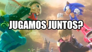 JUGAMOS A SMASH BROS ULTIMATE JUNTOS??? Directo Smash!