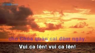 [Karaoke TVCHH] 354- VUI CA LÊN - Salibook