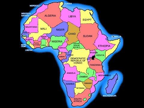"""World Visionary Journey"" to A-F-R-I-C-A Nigeria, Ethiopia, Ghana, Kenya, Togo 2.12.16"