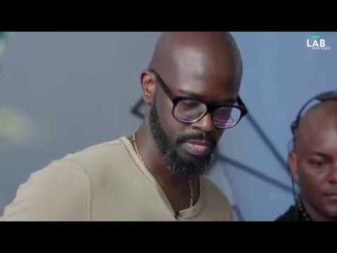 Black Coffee & Euphonik(Themba) in the Lab NYC