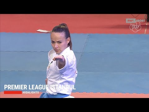 Karate1 premier league istanbul- highlights