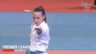 Karate1 premier league istanbul- highlights