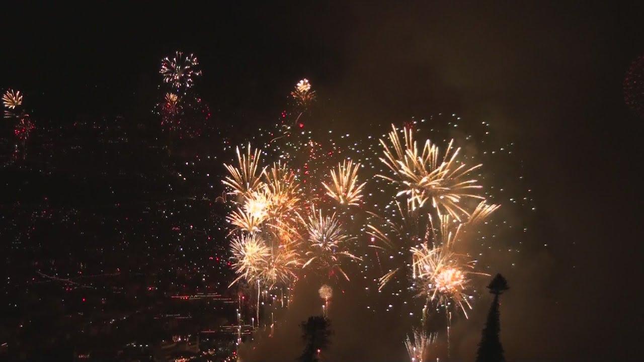 FOGO DE ARTIFÍCIO PASSAGEM DE ANO MADEIRA 2014-2015 NEW YEAR FIREWORKS