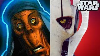 What This Horrifying Grievous VISION Means!!(CANON) - Star Wars Comics Explained