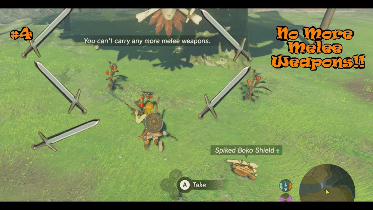 Botw how to get weapon modifiers