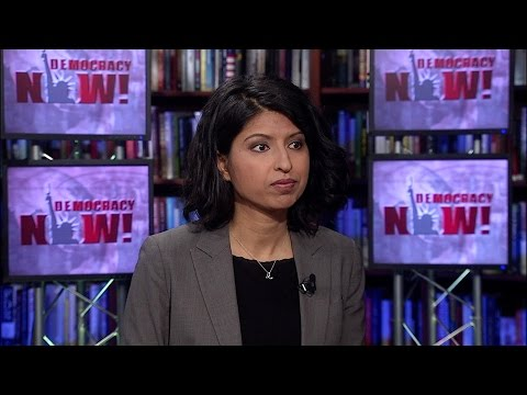 ACLU Lawyer Esha Bhandari on Your Rights If Border Agents Try to Seize Your Cell Phone at the Border