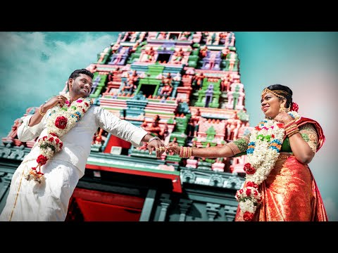 Wedding Highlights l Sathish