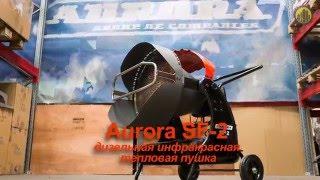 видео Инфракрасные дизельные обогреватели в интернет-магазине Город Инструмента