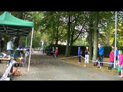 Klokloop 2013 av de Gemzen Finish 10 en 15km met ondertiteling