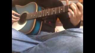 Tìm lại bầu trời - Khắc Việt (guitar and flute cover)