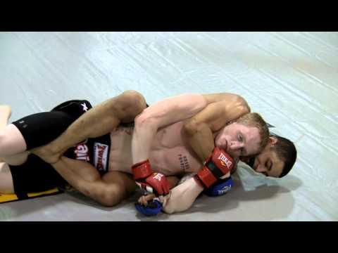 Andrew Ferguson vs. Brandon Clawson -=- Colosseum Combat XIX - 01/07/2012