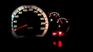 "Моргает ""маслёнка"" на холостых Chevrolet Lacetti 1.6"