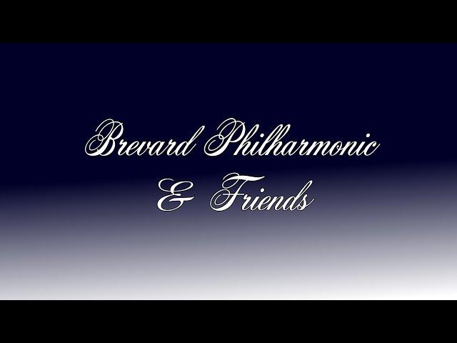 Brevard Philharmonic VIRTUAL PERFORMANCE #9