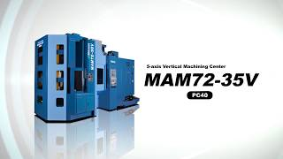 Matsuura MAM72-35V shortver.(English) thumbnail