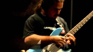 AnTheorem - In Studio - Lulling Armageddon Bass Guitar