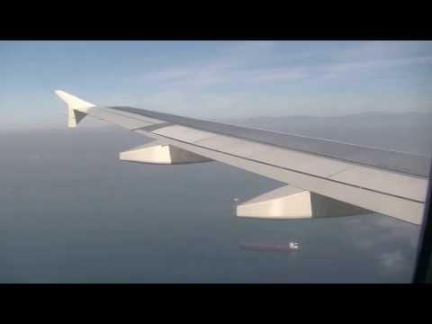 "JetBlue Airways ""Blue Bravest"": San Francisco to Long Beach-Part 2: Landing"