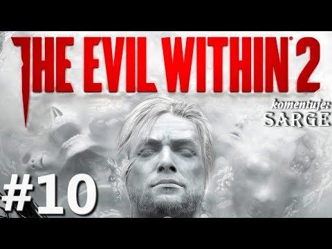 Zagrajmy w The Evil Within 2 [60 fps] odc. 10 - Szkarada plująca kwasem | Rozdział 3 [7/?]