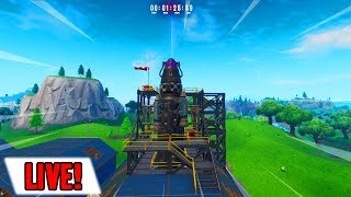 "FORTNITE SEASON 11 ""ROCKET EVENT"" LIVE EVENT REACTION!!!"