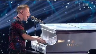 "Kerr James: 13 Year Old NAILS Elton John's ""Rocket Man""!