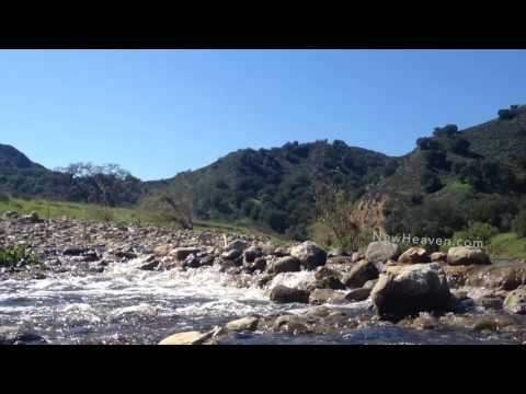 Santa Monica Mountains Trail River / Waterfall / Running Water / Creek (camera 2)