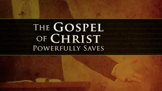 The Gospel of Christ Powerfully Saves - Paul Washer