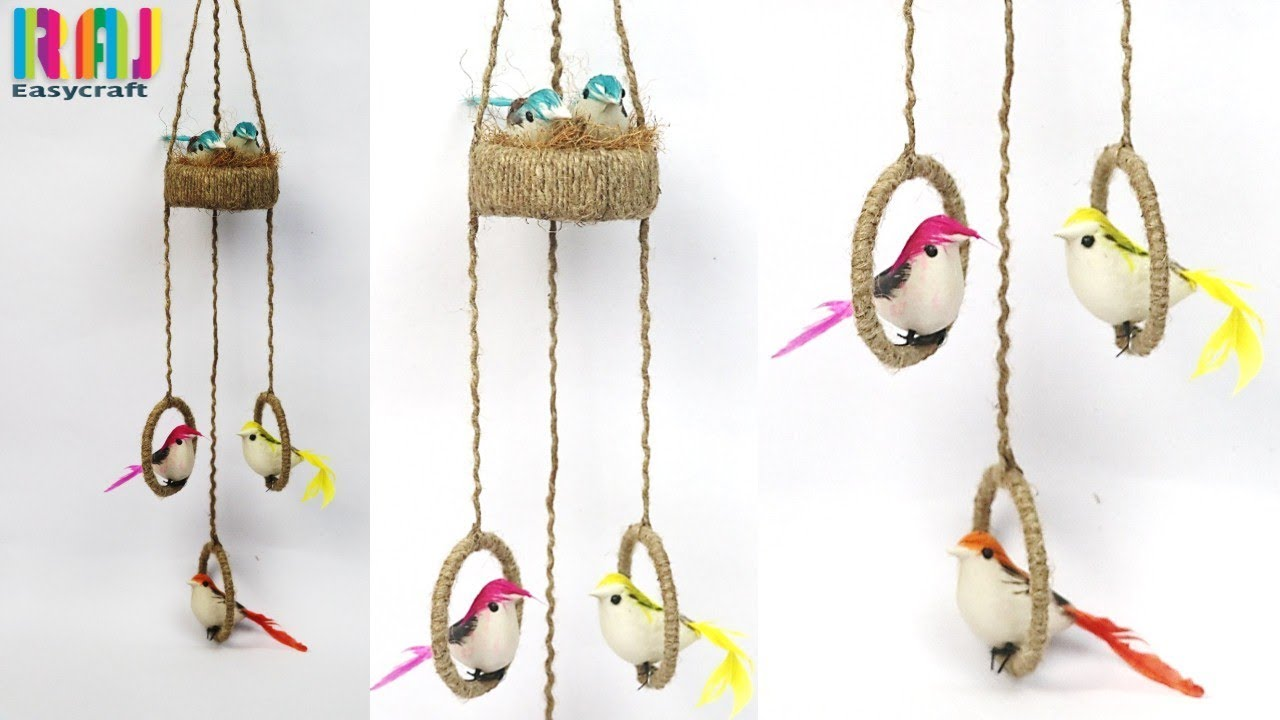 Best Out Of Waste Old Bangles Diy Wall Hanging Idea Showpiece
