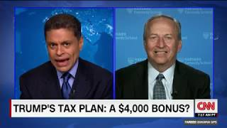 Larry Summers blasts Trump tax plan as dishonest