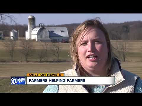 Ohio farmers helping Nebraska farmers