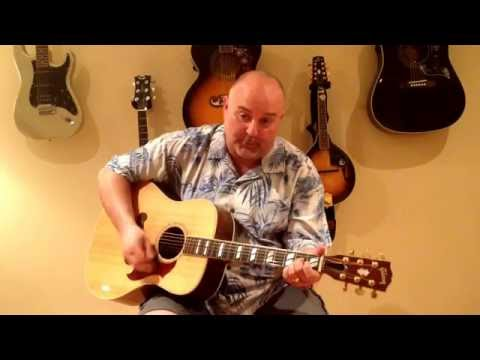 How To Play Me And Bobby Mcgee By Janis Joplin On Guitar смотреть ...