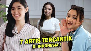 7 Daftar Artis Tercantik Di Indonesia 2020, No 7 Cantiknya Natural Banget | Gosip Artis Hari Ini