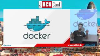 from zero to a raspberry pi kubernetes cluster in 60 minutes by roland huss at jbcnconf 2016