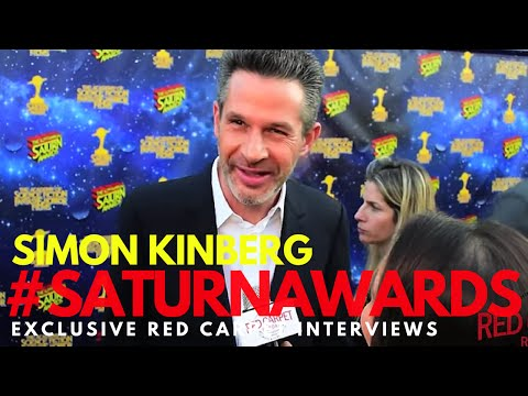 Simon Kinberg interviewed at the 42nd Annual Saturn Awards #SaturnAwards