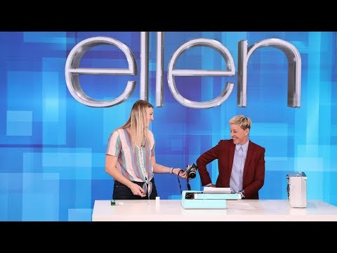 Ellen's New Millennial Challenge After Rotary Phone Fail