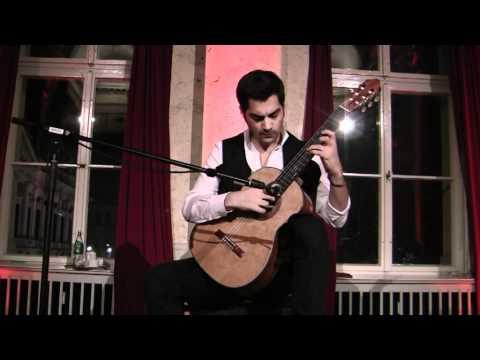 Miloš - Suite española, Op.47, No.5 Asturias (Live beim Club of Classics in Berlin)