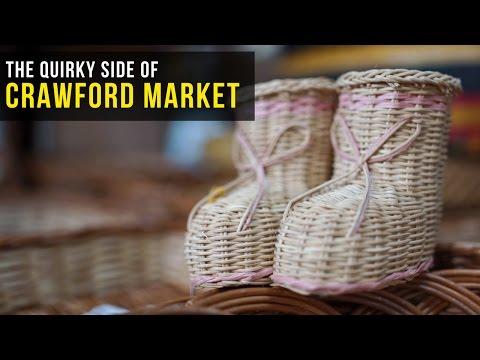 Unravelling the secrets of Mumbai's Crawford Market