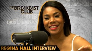 Regina Hall Interview With The Breakfast Club (9-7-16)