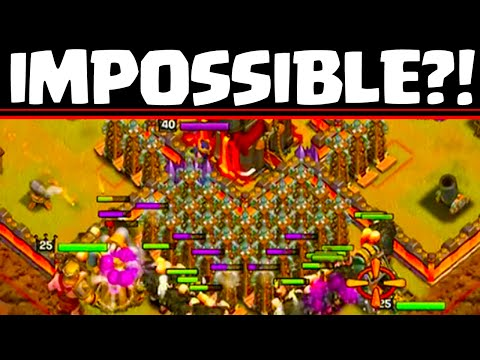 IMPOSSIBLE! Clash of Clans War Bases From Creators of Clash of Clans!