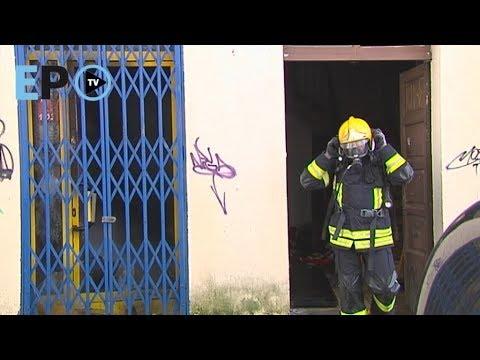 Los bomberos sofocan dos incendios en una mañana en Lugo