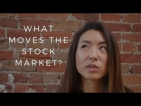 Why Do Stock Prices Increase Or Decrease?