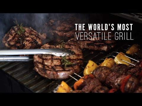 Yoder Smokers YS640 Pellet Cooker: The World's Most Versatile Grill