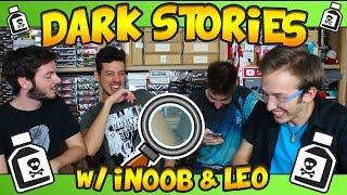 🔎 DIVENTIAMO DETECTIVE! (DARK STORIES ITA) w/ iNoob & Leo