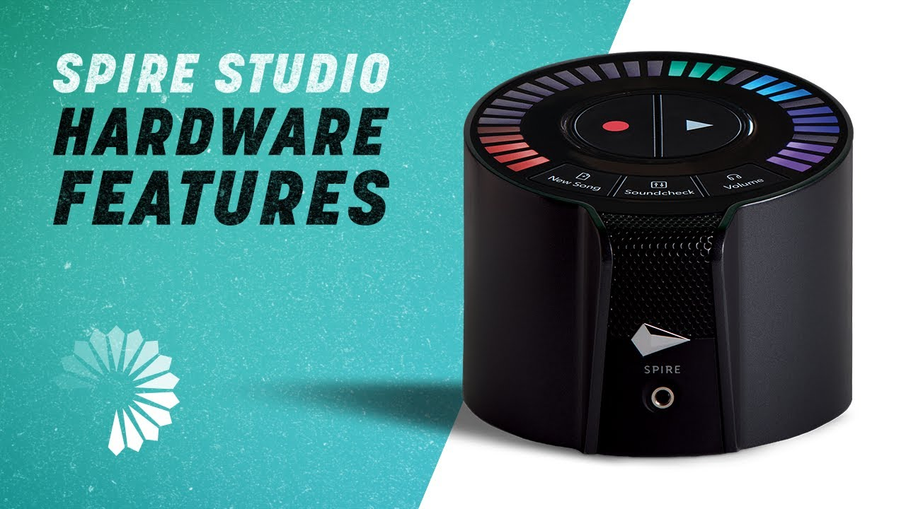 iZotope Spire Studio | Discover a new way to record