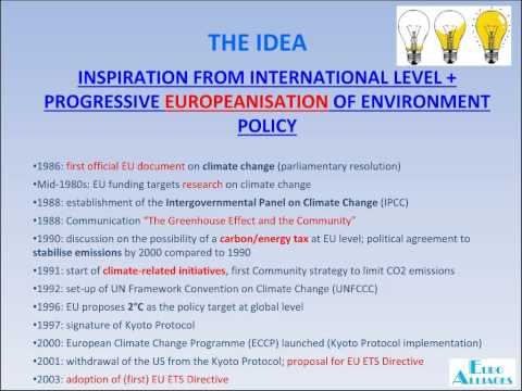 Introduction to the EU Emission Trading System - Part 2