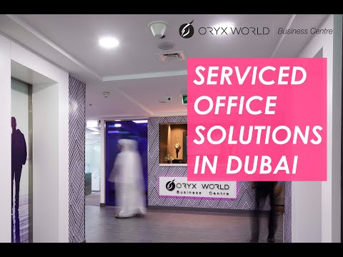 Business Centre And Co-Working Space In Dubai