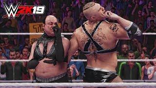 WWE 2K19 - Top 10 Funny Entrances Ft Roman Reigns, John Cena, CM Punk, Paul Heyman & More!