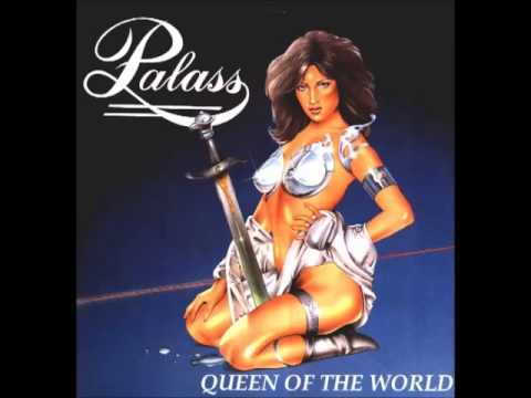 Palass - Queen of the World (full album 1989)