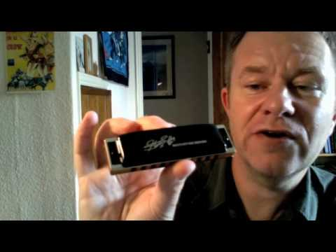 How to play harmonica  Steven Tyler Harmonica review from playharmonicacouk